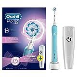 Best Oral-B Brosse à dents électrique avec Timers - Oral-B PRO750 Sensi Ultrathin Brosse À Dents Électrique Review