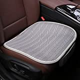 Car Seat Pad,Breathable Comfort Fron Drivers orpassenger seat cover, Universal Car Interior Seat