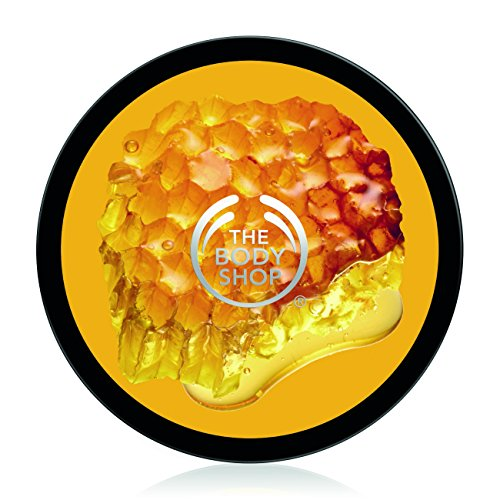 The Body Shop Honeymania Body Butter unisex, Honig Körperbutter 200 ml, 1er Pack (1 x 200 ml) - Honig Body Butter