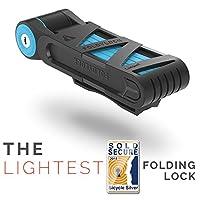 Par les créateurs de Seatylock, voici Foldylock Compact, un antivol pliable solide et pratique pour vélo.  Incassable et compact.Emmenez-le partout avec vous, selon vos besoins.Et vous ne remarquerez même pas que vous ne pouvez plus vous en passer !...