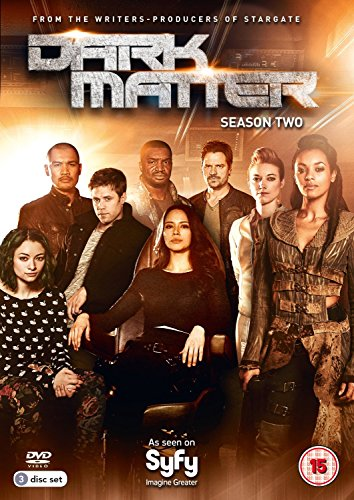 Dark Matter - Season 2 [DVD] [UK Import]