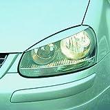 Paupières de phares, JOM, VW Golf V, homologuées