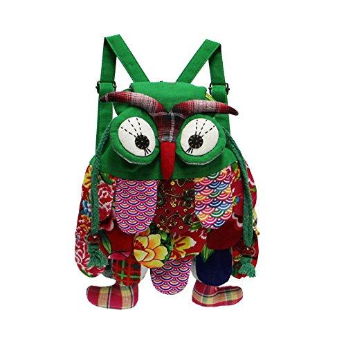 nicetage-enfant-3d-sac-a-dos-cartable-mignon-animal-hibou-chouette-ethnique-national-voyage-sac-a-ma