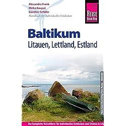Reise Know-How Reiseführer Baltikum: Litauen, Lettland, Estland Autovermietung Estland