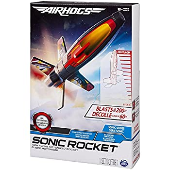 2120fdacafce1 Air Hogs 6041526 Sonic Rocket