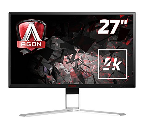 AOC AG271UG 27-Inch 4K Widescreen IPS LED Multimedia Monitor - Black