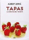 Tapas, la cocina del Tickets (GASTRONOMÍA Y COCINA)