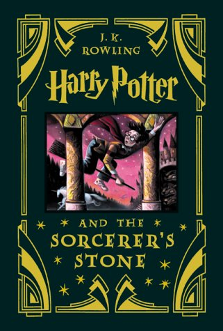 Click for larger image of Harry Potter and the Sorcerer's Stone