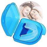 Orthèse Anti-Ronflement Appareil Dentaire Anti Ronflement Pour Améliorer La Qualité de Sommeil Snore Stopper Anti-Grincement Gouttiere Anti Ronflement