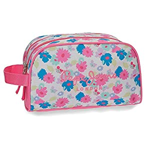 Pepe Jeans Kasandra Adaptable Vanity Case double compartment