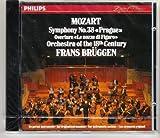 Mozart-Bruggen-Ouvertures des Noces de Figaro
