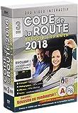 Code de la route 2018 - 3 DVD [DVD Interactif] [Import italien]