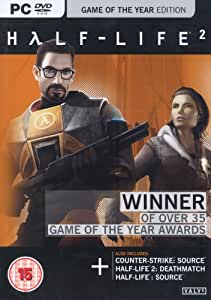 Half-Life 2: Game of the Year Edition (PC DVD)