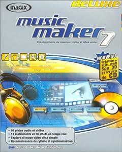 Music Maker 7 Deluxe