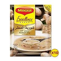 Maggi Mushroom Soup Sachet, 54g Pack of 10