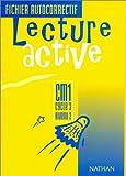 Image de Lecture active CM1, cycle 3, niveau 2 : fichier autocorrectif