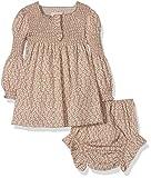 VITIVIC, Bebe JULY, Vestido para bebés, lunares maquillaje, 1 año