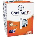 جهاز قياس سكر الدم باير كونتور تي اس ب50 شريط