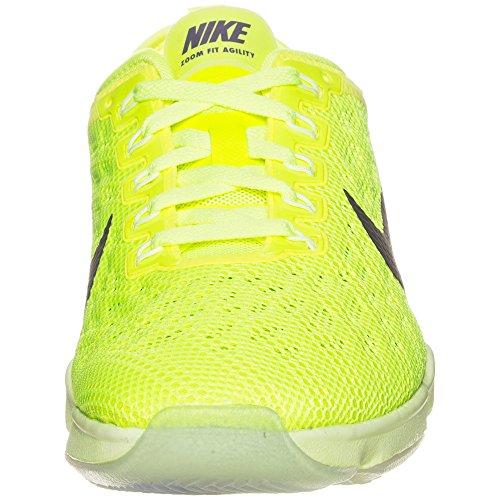 Nike Zoom Fit Agility Damen Hallenschuhe Gelb