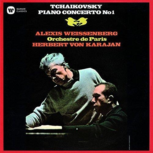 Weissenberg/Karajan/OdP - Tchaikovsky: Piano Concerto No. 1 [SACD Hybrid] Japan by Weissenberg/Karajan/OdP - Tchaikovsky: Piano Concerto No. 1 [SACD Hybrid] Japan (2012-10-21)