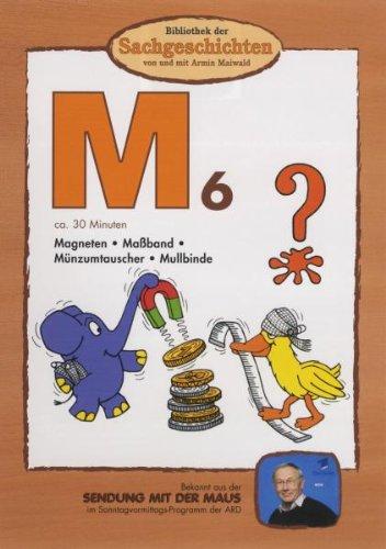 Bibliothek der Sachgeschichten - (M6) Magneten, Maßband, Münzumtauscher, Mullbinde (Dvd Tv-serie Zeigt)