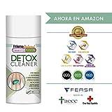 DETOX – Cardo Mariano + Rábano negro + Alcachofa Pura – Drenante y Depurativo – Elimina toxinas e impurezas – Estimula la función digestiva eliminando la pesadez – Controla el Colesterol – 60 Caps.
