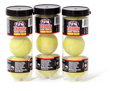 Preisvergleich Produktbild Grand Slam Bubble Gum Tennis