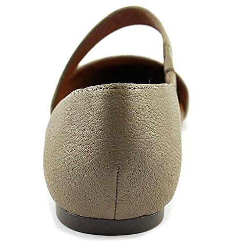 Lucky Brand Madysonn Femmes Cuir Chaussure Plate Brindle