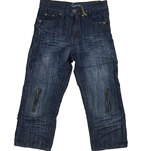 Kani Gold Kinder Designer Hose Denim Jeans Blau 104 (Guess-designer-kleidung)