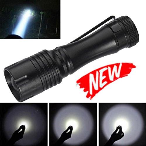 Linterna LED Switchali Q5 5000LM AA / 14500 3Mode