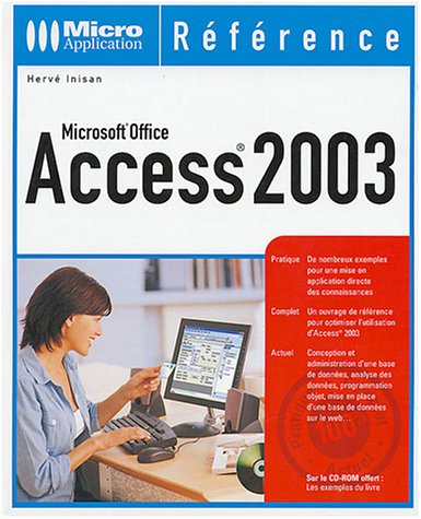 Access 2003 par Hervé Inisan