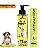 Dogz & Dudez Dog Shampoo Anti Tick & Flea | Organic Natural Neem