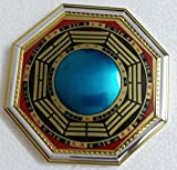 Pari Bagua mirror, pakua mirror, Feng shui trigram mirror for protection and goodluck