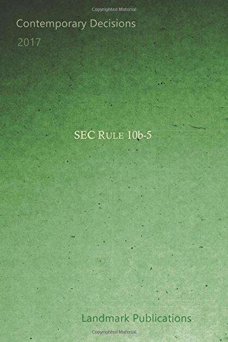 sec-rule-10b-5