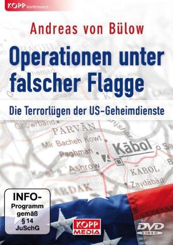Operationen unter falscher Flagge, 1 DVD