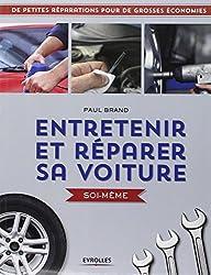 Entretenir et réparer sa voiture soi-même