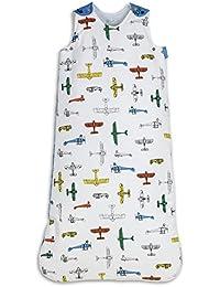NioviLu Design Saco de dormir para bebé - Flotte D' Avions
