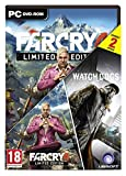 Big Hit Pack: Far Cry 4 Limited Edition & Watch Dogs [AT-PEGI]