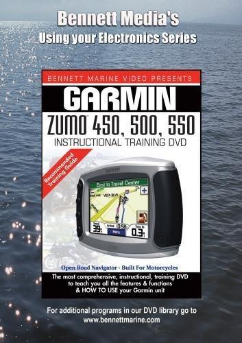 Preisvergleich Produktbild GARMIN ZUMO 450,  500,  550