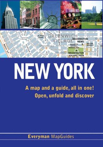 Everyman MapGuide to New York (Everyman MapGuides) - New Mapguide York