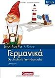 Lextra - Deutsch als Fremdsprache - Sprachkurs Plus: Anfänger: A1/A2 - Lehrbuch mit CDs und Audios online: Mit Begleitbuch: Ausgangssprache Griechisch