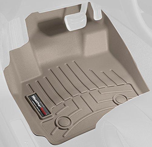 WEATHERTECH Fußmatten 46097-1-2 MAZDA3, Hellbraun Weathertech Fußmatten Mazda3
