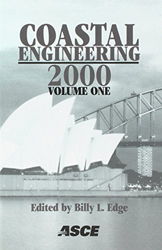 Preisvergleich Produktbild Coastal Engineering 2000: Conference Proceedings : July 16-21, 2000 : Sydney Convention & Exhibition Centre Sydney, Australia: Proceedings of the 27th ... Held in Sydney, Australia, July 16-21, 2000