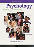 Psychology Concepts & Connections 9th edition with CD ISBN#0534463037