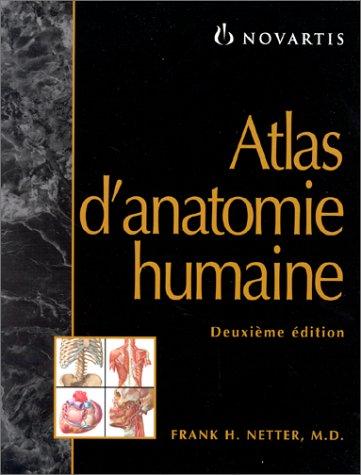 Atlas d'anatomie humaine, 2e dition