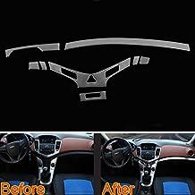 Odster Chevrolet Cruze 2009-2014 para el Interior Consola del salpicadero Tira de Cubierta Vestiduras