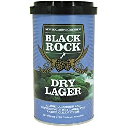 Black Rock 21435 - Kit Cerveza Dry Lager
