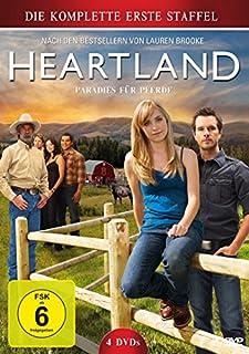 Heartland - Paradies für Pferde - Staffel 1 [4 DVDs]