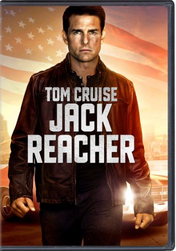 Jack Reacher by Tom Cruise