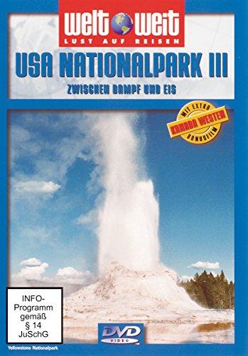 USA Nationalparks Teil 3 - welt weit (Bonus: Kanadas Westen)